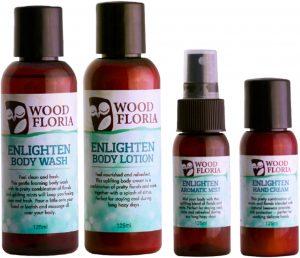 Enlighten Range Gift Pack - Enlighten Body Wash, Body Lotion, Aromatic Mist and Hand Cream