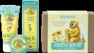 Essential Baby Set - Baby Balm, Baby Oil, Diaper Cream - Woodfloria