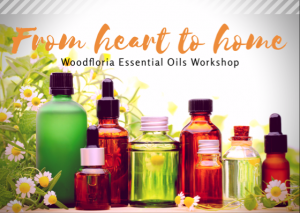 From Heart to Home Essential Oils Workshop