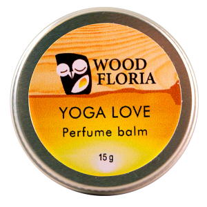 woodfloria body yoga love balm