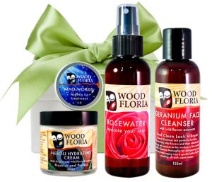 woodfloria gifts gift packs Deluxe Face Pack