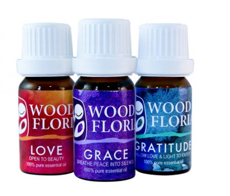 woodfloria gifts gift packs Love Grace Gratitude Pack