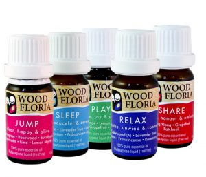 woodfloria gifts gift packs Special Oil Blends Pack